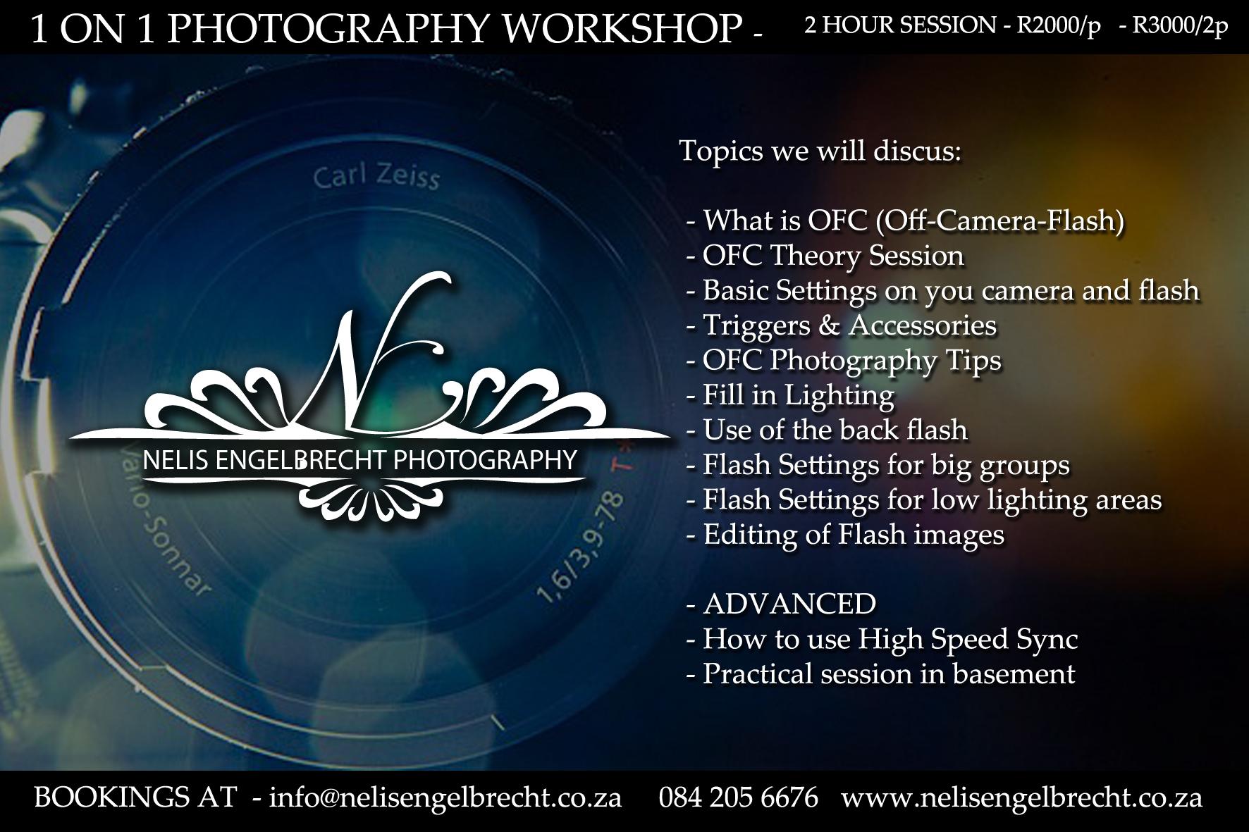 Workshop 2016 Flash Workshop